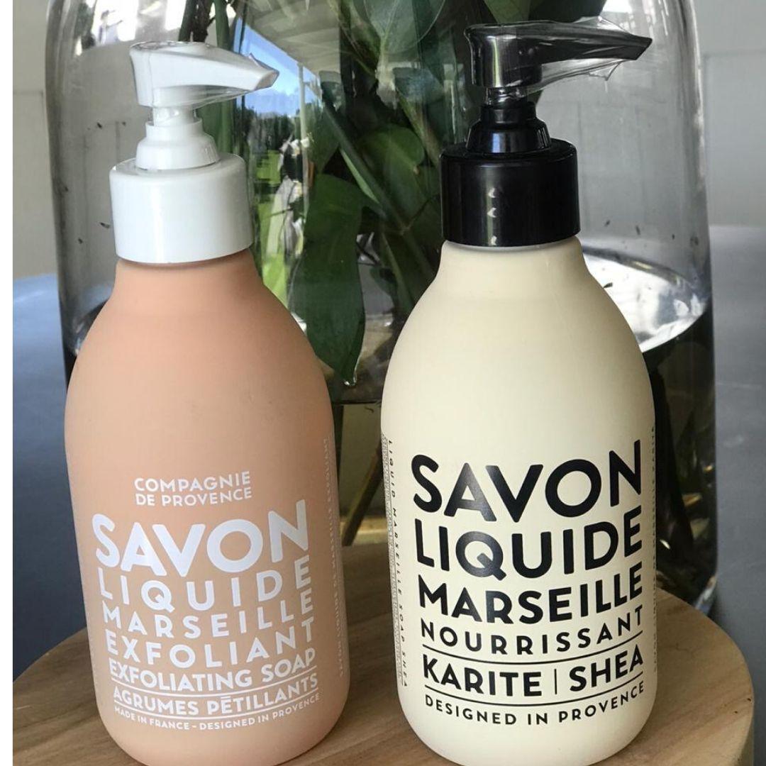 savon liquide